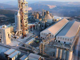 Çimsa Eskişehir Çimento Fabrikası Tamamlandı