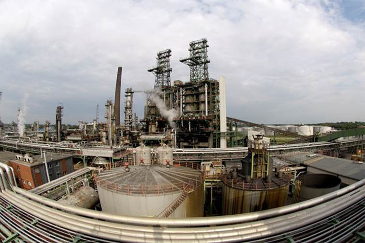 Raffinerie-BP-Gelsenkirchen-Horst-1